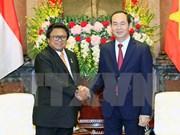 Vietnam e Indonesia acuerdan fortalecer cooperación en ASEAN