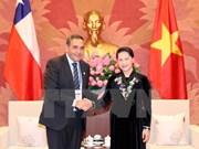 Chile confirma prioridad de impulsar cooperación con Vietnam