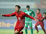 Premier vietnamita felicita a la selección sub-23 de fútbol por su victoria en torneo asiático