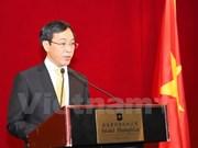 Conmemoran en Hong Kong aniversario 68 de nexos diplomáticos Vietnam-China