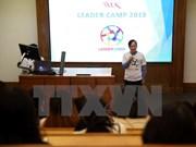 Estudiantes vietnamitas en Reino Unido fomentan la solidaridad
