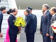 Premier vietnamita llega a Nueva Delhi para Cumbre conmemorativa ASEAN-India