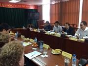 Vietnam y Estados Unidos fomentan cooperación sindical