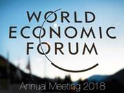 Vicepremier vietnamita asiste a reunión anual del Foro Económico Mundial