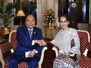 Premier vietnamita cumple amplia agenda al margen de Cumbre conmemorativa India- ASEAN