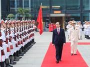 Exigen fomentar labores de fuerza logística-técnica de Seguridad Pública Popular de Vietnam