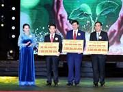 Recaudan en Hanoi millones de dólares para ayudar a hogares con condiciones económicas desfavorables