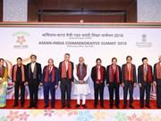 Emiten Declaración de Delhi sobre relación entre ASEAN y la India