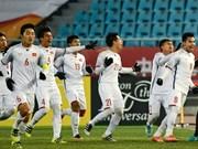 Técnico de equipo de fútbol sub 23 de Vietnam reconoce preparación de su rival de Uzbekistán