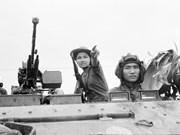 Inauguran estela conmemorativa a mártires en Ofensiva general del Tet Mau Than