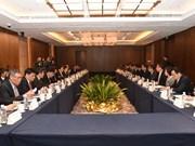 Delegación partidista de Vietnam visita provincia china de Guangdong