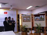 Lanzan en Hanoi y Nueva Delhi colección de sellos conjunta Vietnam- la India