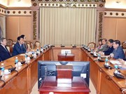Japón dispuesto a respaldar a Ciudad Ho Chi Minh en proyectos de desarrollo