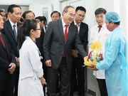 Ciudad Ho Chi Minh y Camboya consolidan relación de solidaridad