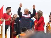 Fútbol une a Vietnam y Sudcorea