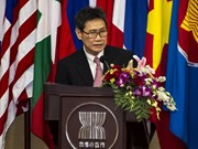 ASEAN destaca papel de China en la región