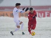 Sub 23 de VIetnam es ejemplo para futbolistas jóvenes de Vietnam, según revista Forbes
