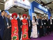 Agencias vietnamitas participan en mayor feria de turismo en la India