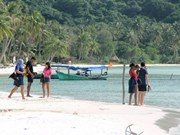 Crece número de turistas a Phu Quoc en enero