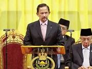 Sultán de Brunei designa nuevo comandante militar