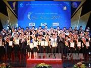 Vietnam lanza premio de tecnología informática Sao Khue 2018