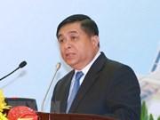 Autoridades de Vietnam juntan manos para ofrecer un Tet feliz a todo el pueblo