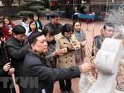 Rinden homenaje póstumo a mártires vietnamitas en Quang Tri