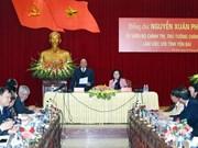 Premier vietnamita exige mejorar entorno de negocios de Yen Bai