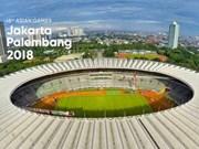 Indonesia avanza en preparación de infraestructura para los ASIAD 2018
