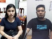 Detienen en Vietnam a estafadores buscados por policía china