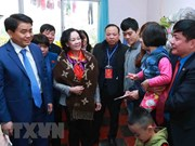 Hanoi atiende a trabajadores en ocasión del Tet 2018