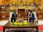 Hanoi aspira a profundizar nexos con Mozambique