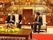 Países Bajos ayudan a Hanoi en construcción de urbe inteligente