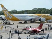 Indonesia por impulsar servicios de mantenimiento y reparación de aviones