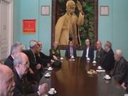 Vietnam y Rusia promueven amistad fiel