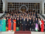 Gobierno vietnamita creará condiciones más favorables para connacionales en el exterior