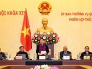 Comité Permanente de Asamblea Nacional de Vietnam celebra su XXI reunión