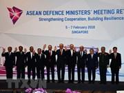Vietnam propone impulsar cooperación de defensa entre países miembros de ASEAN