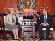 Ciudad Ho Chi Minh y Países Bajos impulsan colaboración contra inundaciones