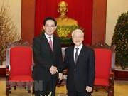 Reconocen aportes de embajador de China a las relaciones con Vietnam