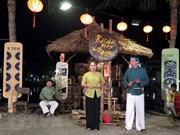 Celebran en Vietnam el reconocimiento por la UNESCO del arte Bai Choi