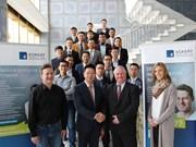 VinFast debuta en un centro de capacitación técnica en Hai Phong