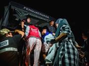 Malasia desarticula una red de tráfico de extranjeros