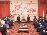 Vietnam y Laos consolidan su asociación integral