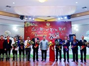 Organiza embajada vietnamita en Laos banquete para diplomáticos en ocasión del Tet