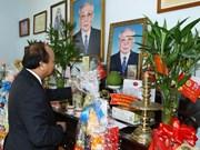 Premier vietnamita rinde tribute a extintos dirigentes de Estado y Gobierno