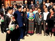 Patriarcas, puente entre el gobierno y comunidades fronterizas