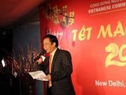 Vietnamitas en India y Rusia celebran el Tet tradicional