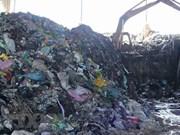 Vietnam se esfuerza por mejorar el tratamiento de residuos en metrópolis