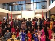 Efectúan en Vietnam encuentros con coterráneos en ultramar